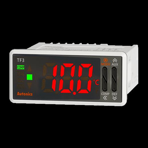 Bộ điều khiển nhiệt độ TF3 - Loại làm lạnh