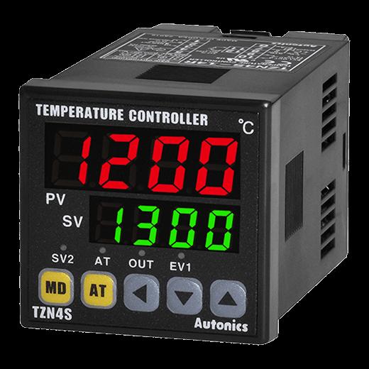 autonics temperature controllers  tzn seriesdual speed pid temperature controllers